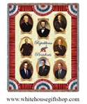 Great Republicans Blanket, Throw