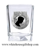 POW MIA Shot Glass