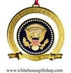 1989 White House Historical Ornament