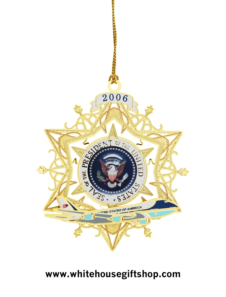 Secret Service Christmas Ornaments