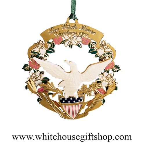 1998 Historical Association Ornament
