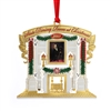 2001 White House Ornament