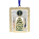 2010 White House Ornament