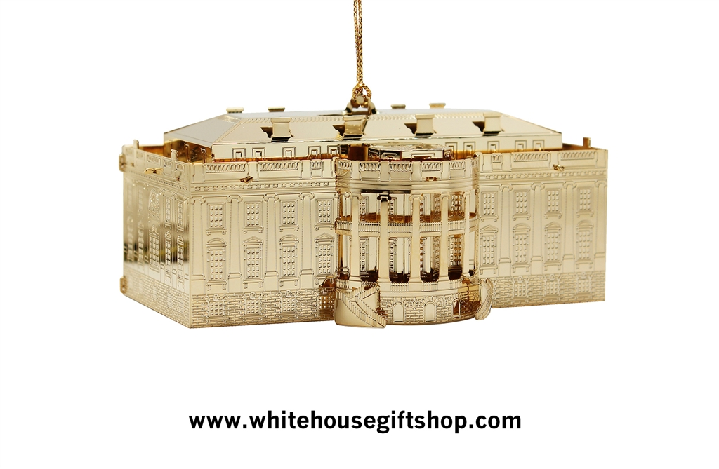 2014 White House National Architecture Ornament From The