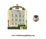 2013 White House Ornament & Police Pin
