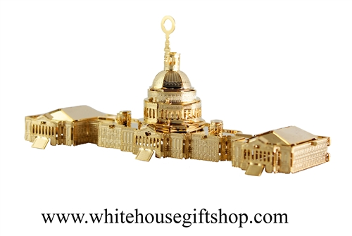 United States Capitol Building Model
