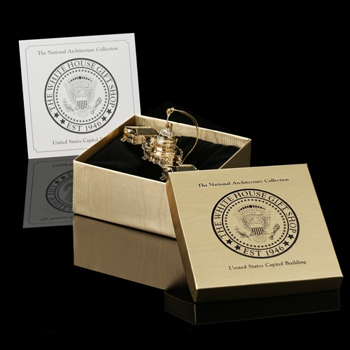 United States Capitol Inauguration Ornament