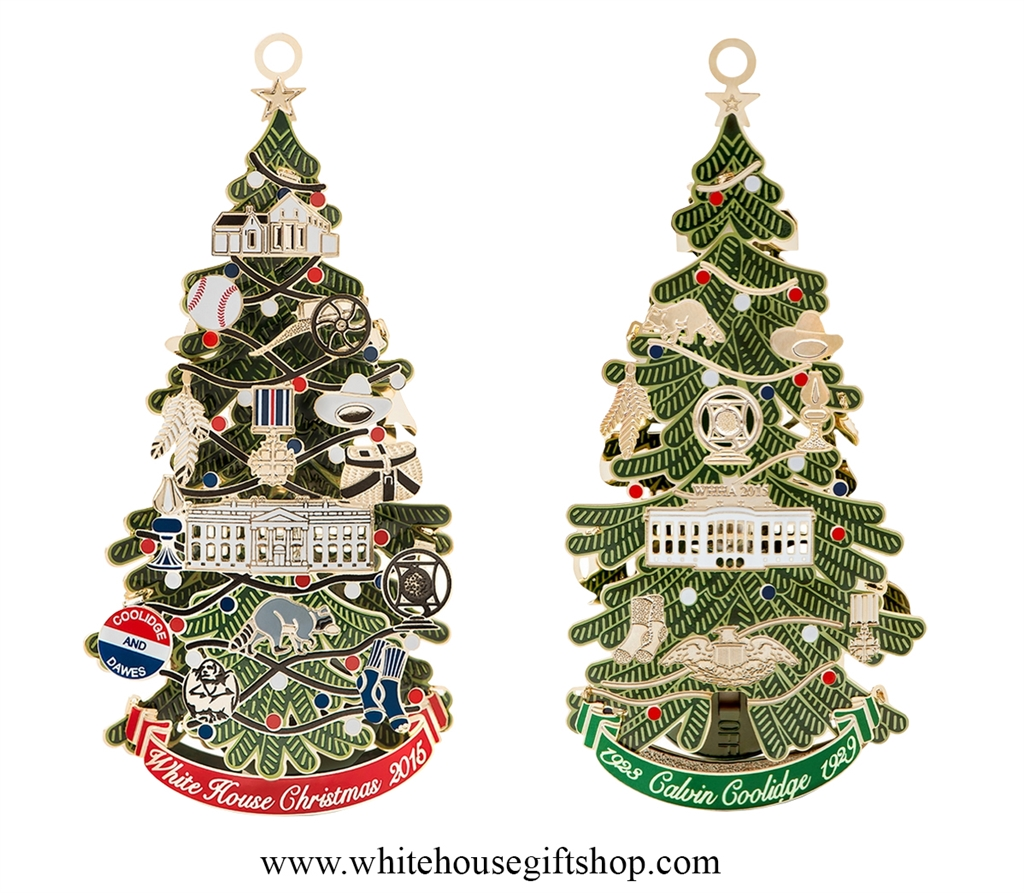 The 2015 White House Historical Association Christmas & Holiday ...