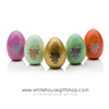 2016 White House Wooden Easter Eggs, Signed by President Obama and Michelle Obama