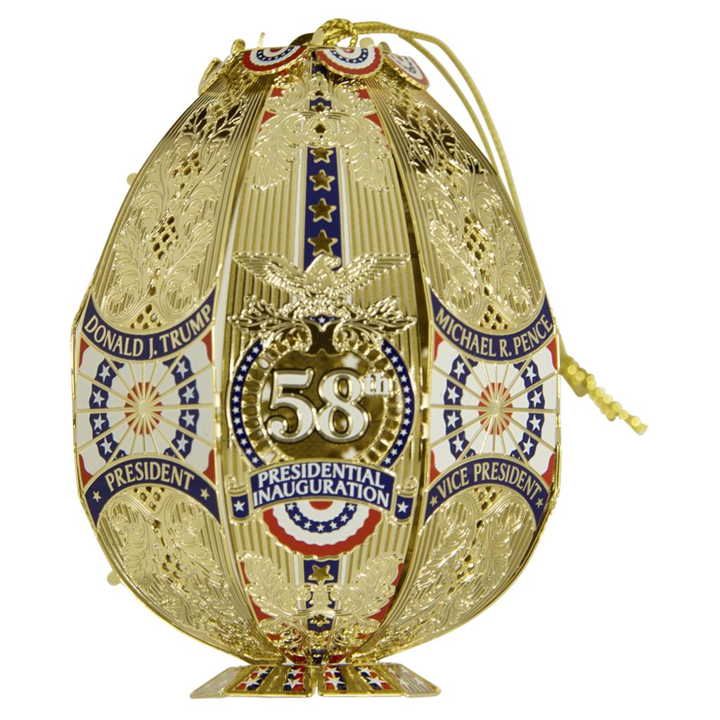 2017 White House Ornament