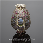 2018 White House Easter Egg and Washington D.C. Cherry Blossom Festival Egg from the White House
