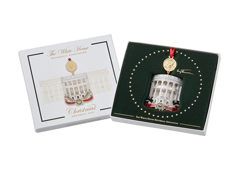 2018 White House Historical Association Ornament from the Official White House Gift Shop