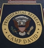 Camp David Throw