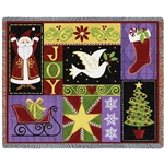 Holiday Joy Throw Blanket SALE
