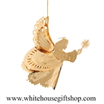 Angel with Star Ornament 3D