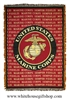 U.S. Marine Corps Throw & Blanket