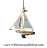 Boat Ornament