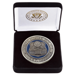 White House Police Coin