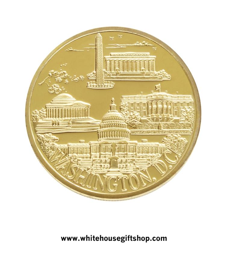 coins washington d c coin panorama commemorative white house