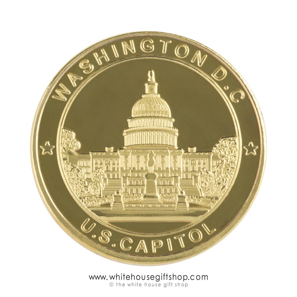 U S Capitol Commemorative 1 5 Coins