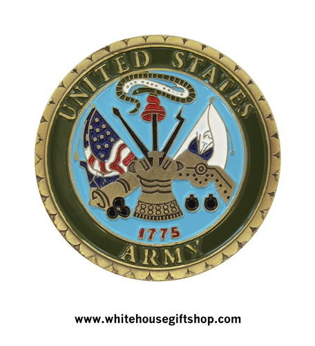 USA Army Challenge Coin