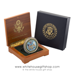 Army Pewter Challenge Coin