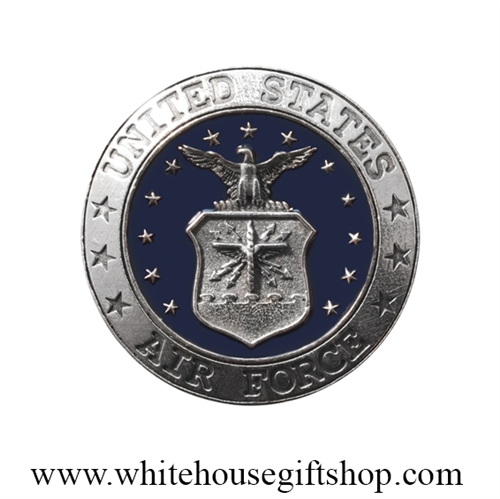 Heritage Pewter USAF Air Force Coin