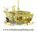 Noah's Ark White House Gift Shop Ornament