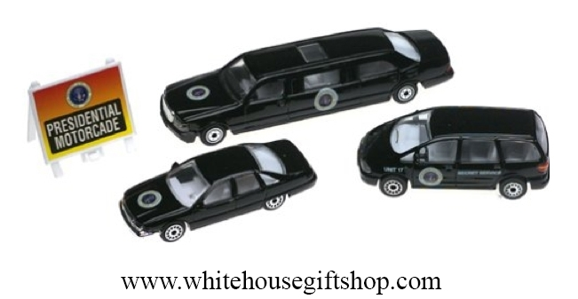 Daron AF1 Presidential Limo by Daron