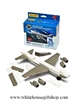 Daron Air Force One 55 Piece Block Set Model