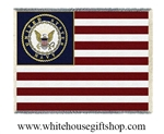 U.S. Navy Blanket & Throw