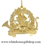 Christmas Symphony White House Gift Shop Ornament
