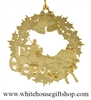 Horse & Buggy White House Gift Shop Ornament