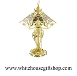 Tiffany Lamp White House Gift Shop Ornament Collection