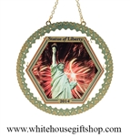 2014 Official Statue of Liberty Ellis Island Ornament
