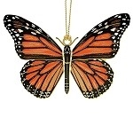 Michelle Obama, First Lady Pollinator Garden, Monarch Butterfly Ornament & Commemorative