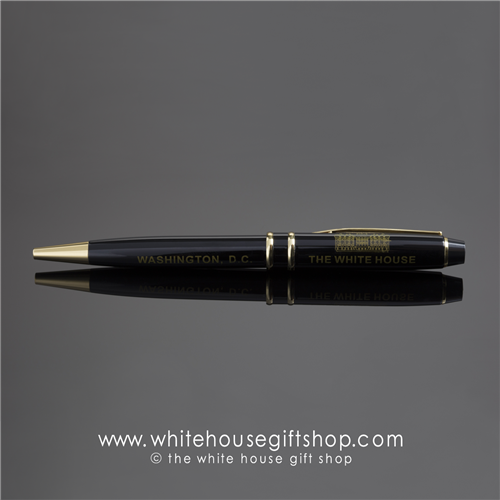 The White House Pen With Architecture And Display Box From Official