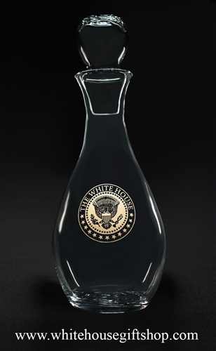 The White House Wine Decanter