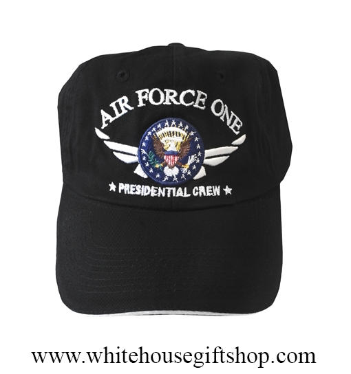ee2397c794db7 Air Force One Presidential Crew YOUTH Hat