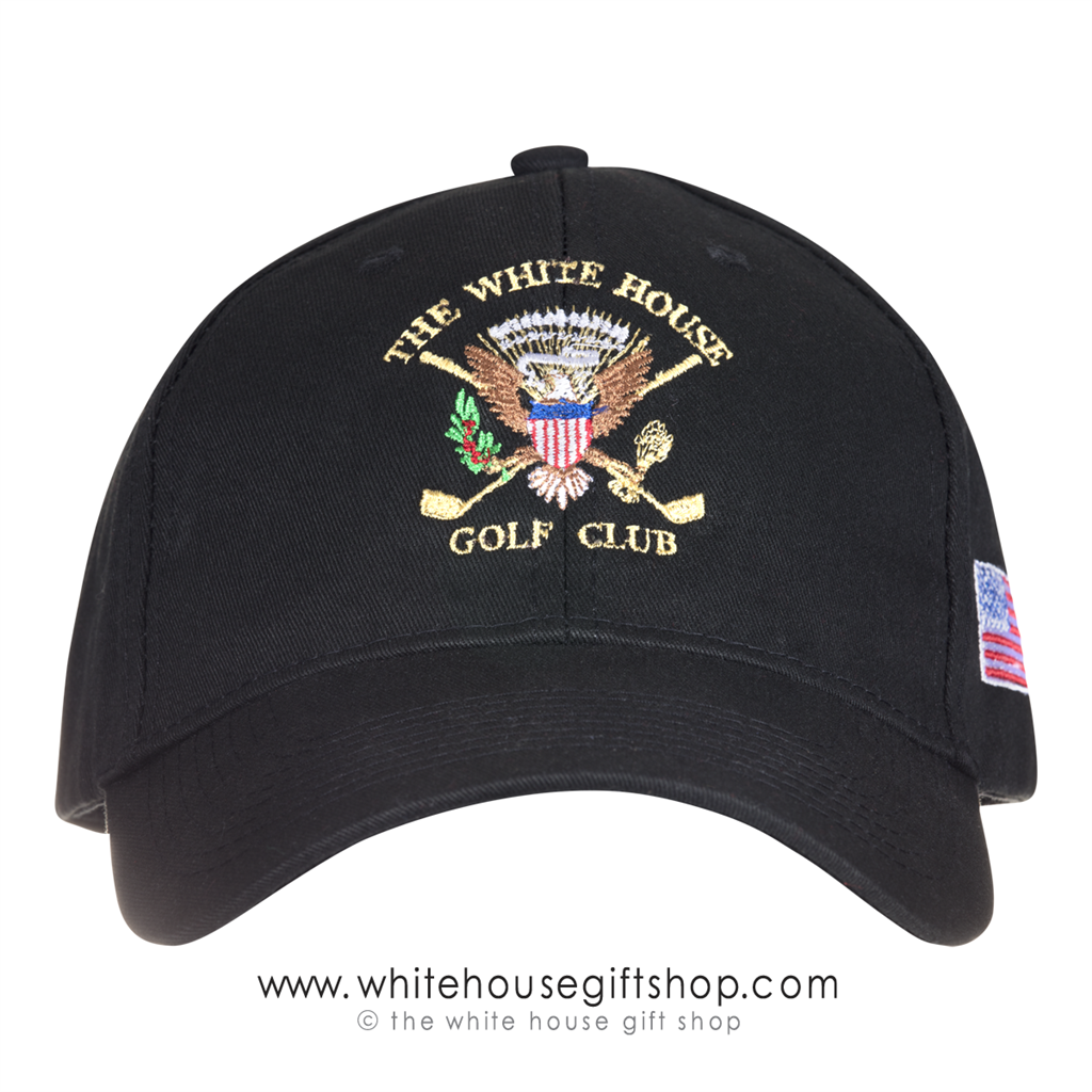 7392d6d111e White House Golf Club Hat