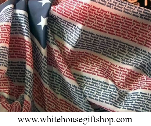 9/11 Flag of Honor-Poly/Cotton 3' x 5'