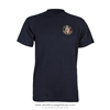 Air Force One Presidential Crew T-Shirt, Black