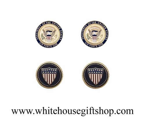 President & White House Cufflinks
