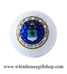 Golf Ball, Department of the Air Force, Gift Box