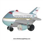 Air Force One Bump and Go Plane with working Lights & Sounds