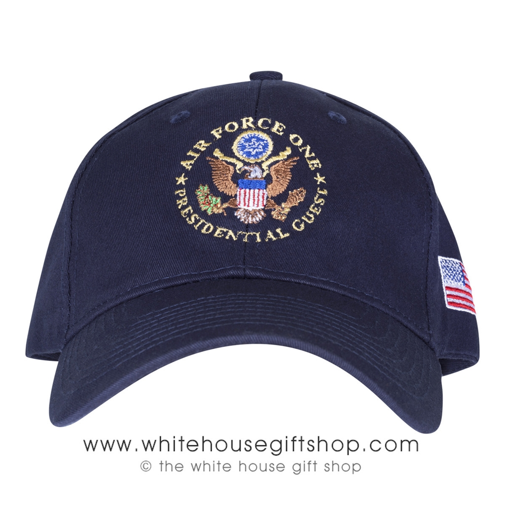 f2055688c8c Air Force One Presidential Guest Hat. Cap