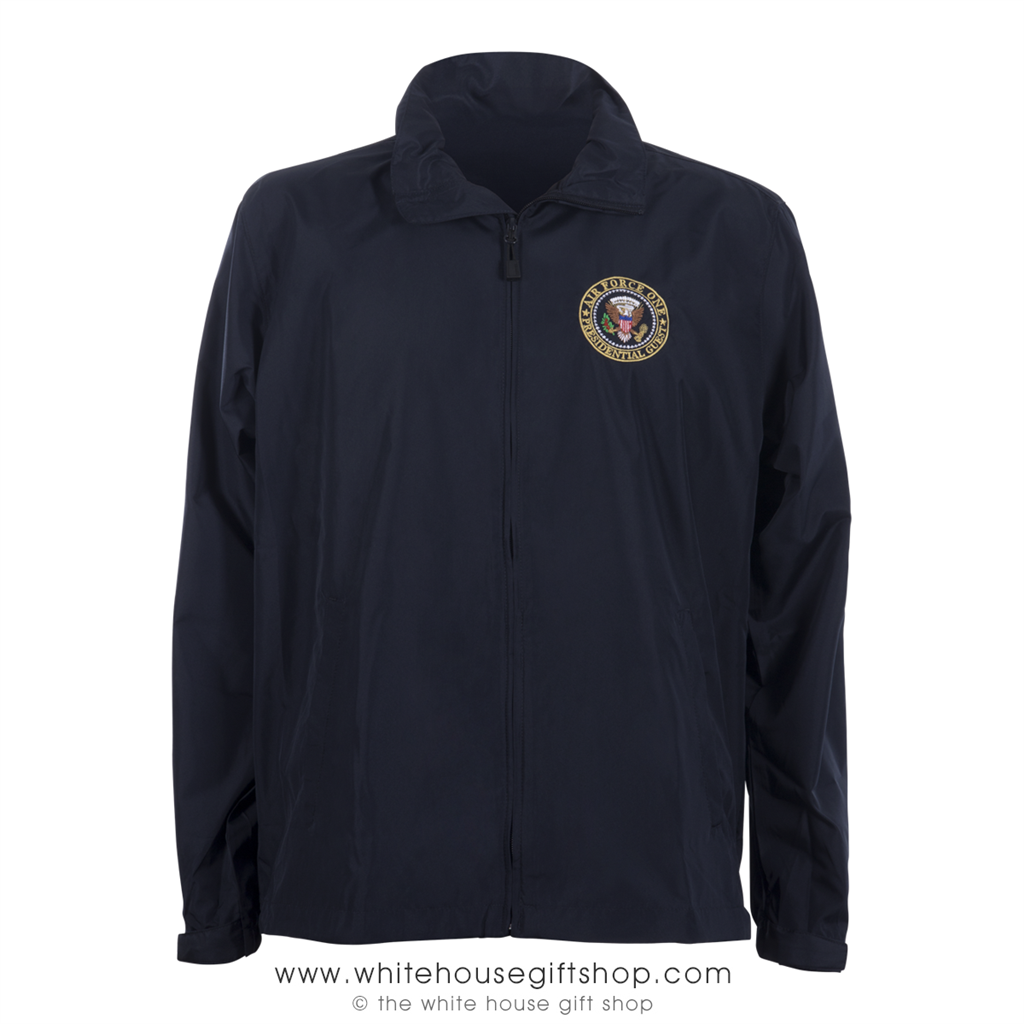 Air Force One Presidential Guest Style Windbreaker from the Only ...