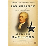 ALEXANDER HAMILTON BY RON CHERNOW, SOFT COVER BOOK that inspired HAMILTON Broadway Musical, from The White House Gift Shop