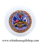 Golf Ball, Department of the US Army, Gift Box