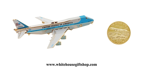 AUSTRIAN GOVERNMENT, PER GIANNINI, DIRECTOR WHITE HOUSE GIFT SHOP